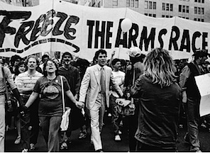 1982 anti-nuclear march, New York City