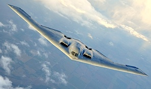 B-2 Stealth Bomber Upgrades