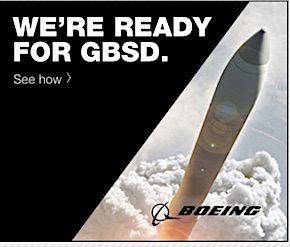 Boeing ad for GBSD