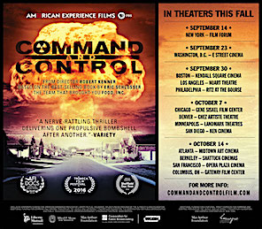Command and Control flier