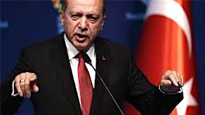 Erdogan slandering and bullying NATO allies