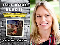 Kristen Iversen, author, Full Body Burden