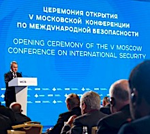Moscow International Security Conference