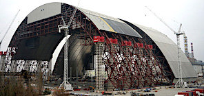 new tomb for Chernobyl