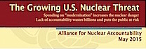 2015 ANA Report: The Growing U.S. Nuclear Threat