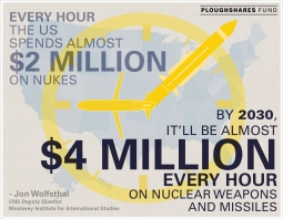 the high cost of nukes