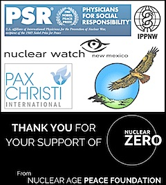 NWNM supports Nuclear Zero